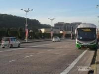 Salah satu sudut Kota Putrajaya