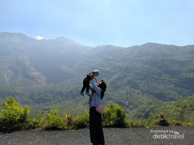 Gunung Galunggung, Destinasi Wisata Ramah Anak