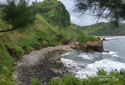 Pantai Cantik dari Kebumen
