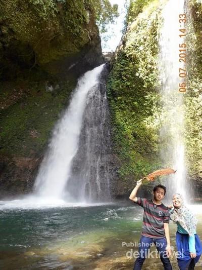 Air Terjun Cantik dari Bengkulu Utara