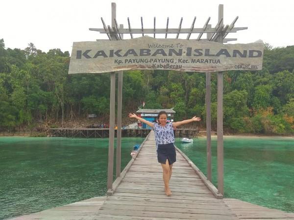 Welcome to Kakaban Island!
