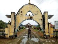 Gerbang Istana Bulungan