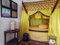 Replika ranjang sultan Bulungan
