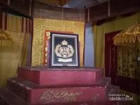 Replika penobatan sultan Bulungan