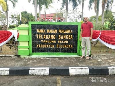 Tahu Nggak? Tanjung Selor Ada Taman Makam Pahlawan
