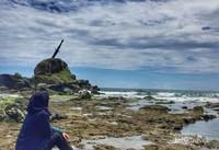 Pantai Permisan dan Pisau Komando, Pulau Nusakambangan