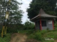 Salah satu Pos Jaga di LAPAS, Pulau Nusakambangan