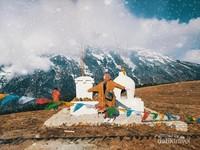 Mengunjungi Dragon Snow Mountain