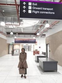 Bandara Edinburgh
