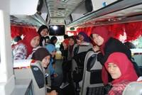 Bus Nyaman Selama Kami di Thailand
