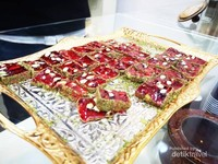 Turkish delight, manisan khas Turki