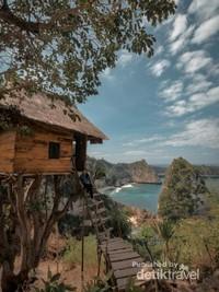 Amazing of Tree House Nusa Penida