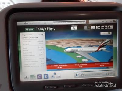 Terbang Nyaman ke Dubai