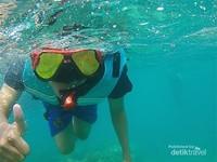 Menikmati Alam Bawah Laut Gili Labak