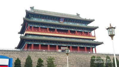 Qianmen, Gerbang Beijing yang Punya Banyak Keunikan