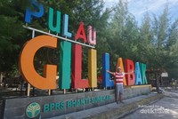 Selamat datang di Pulau Gili Labak, Surga tersembunyi di pulau garam.