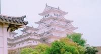 Himeji Castle, lambang keagungan, kekuatan, dan keindahan.