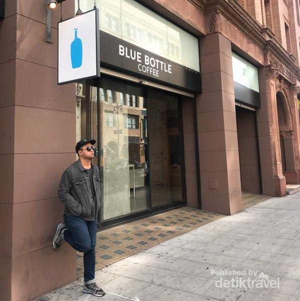 Blue Bottle Coffee - Los Angeles