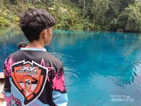 Selain danau cermin masih banyak lagi Destinasi yang ada di Bangggai Kepulauan.
