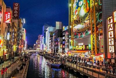 Pertama Kali ke Jepang, Wajib Kunjungi Osaka