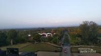 Panorama dari ketinggian