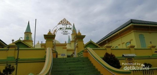 Masjid Penyengat