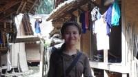 Masih perjalanan di Baduy Luar