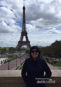 Menara Eiffel, Paris