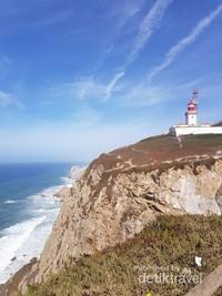 Mercusuar di Cabo da Roca