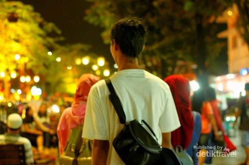 Satu Malam Penuh Kenangan di Yogyakarta