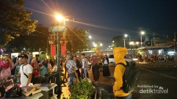 Inda Ramainya Kota Yogyakarta.
