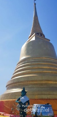 Golden Mountain Temple (Wat Saket)