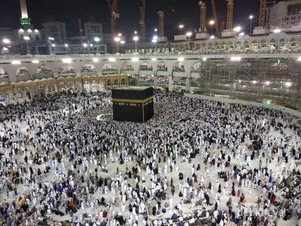 Masjidil HaramMakkah Al Mukarammah