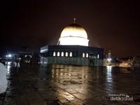 Masjid Al AqshoAl Haram As SyarifYerussalem
