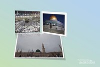Masjidil HaramMasjid NabawiMasjid Al Aqsho