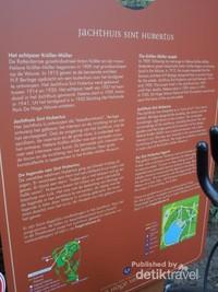 Kita dapat membaca sekilas sejarah awal keberadaan Taman Nasional De Hoge Veluwe