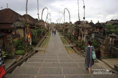 Seperti Apa Sih Desa Terbersih di Bali?
