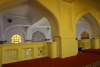 Mesjid ini mulai dibangun tahun 1928 dan selesai pada tahun 1935