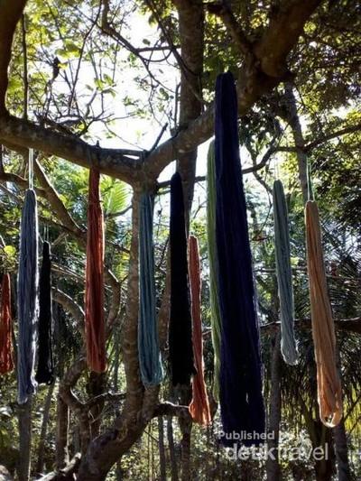 Mengenal Kain Tenun Ikat Asli Timor Tengah Selatan