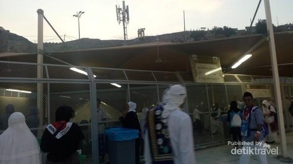Zamzam Sabeel, tempat penampungan zamzam di Area Masjidil Haram