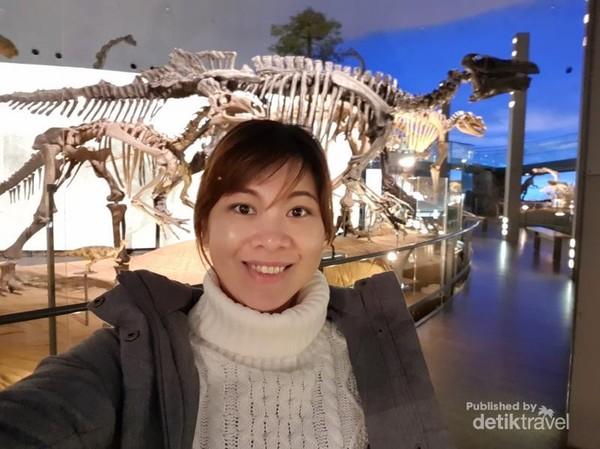 Fukui Museum Dinosaurus