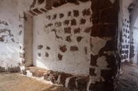 Bagian dalam dari sisa benteng A Famosa