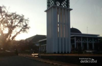 Masjid Boyolali Unik dengan Arsitektur Jawa Banget dan Ramah Disailitas
