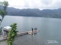 Danau Depati Empat,  Taman Nasional Kerinci Seblat