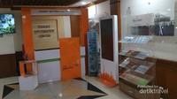 Tourist Information Center yang siap membantu memberi informasi seputar aneka spot wisata menarik di Jakarta dan sekitarnya