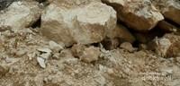Batu kapur berukuran raksasa