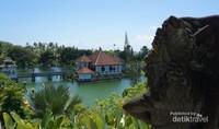 Taman Ujung Soekasada ini terletak di Kecamatan Karangasem Bali