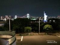 Liberty statue - Odaiba Park