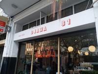 Kopi Toko Djawa dulunya merupakan toko buku yang berdiri sejak tahun 1955