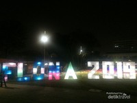 Festival Flona 2019 di Lapangan Banteng